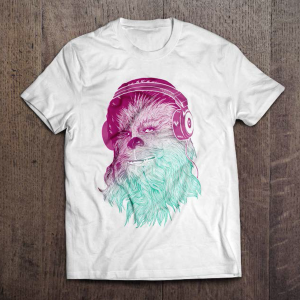 Chewie Beats T-Shirt