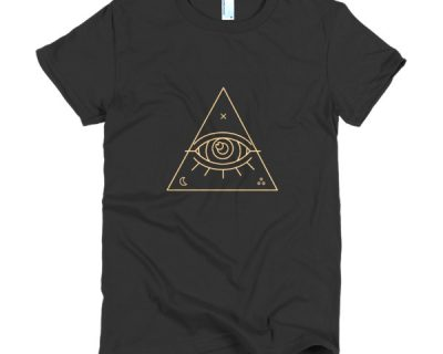 All Seeing Eye Pyramid