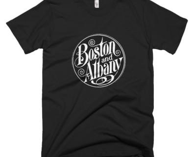 Boston RR Line circa 1916