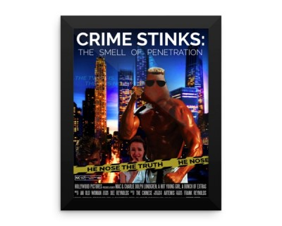 Crime Stinks: He NOSE the Truth