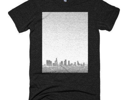 Limited Edition: DTLA Skyline Print
