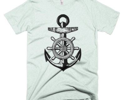 Wheel & Anchor Emblem