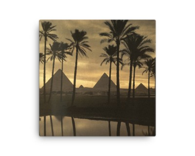 1926 Giza Pyramids