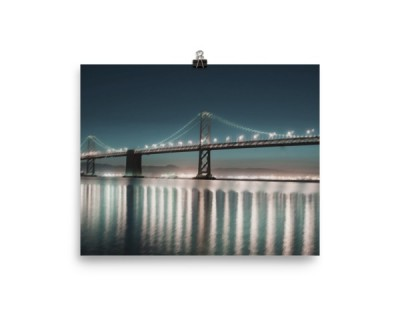 Bay Bridge Strokes